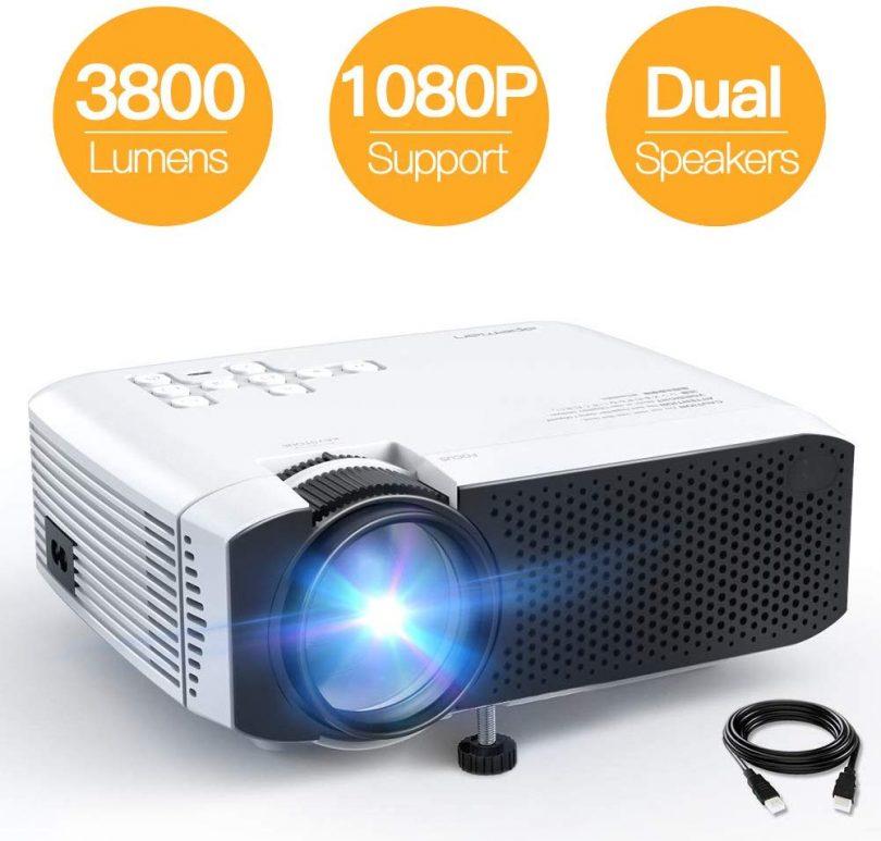 Mini Projecteur Apeman 3800 Lumens