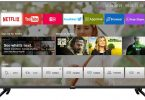 Smart TV 43'LED - CHiQ U43H7L - UHD4k