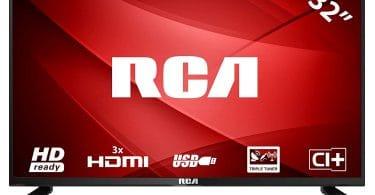 Téléviseur LED RCA RB32H1 80 cm (32 Pouces)