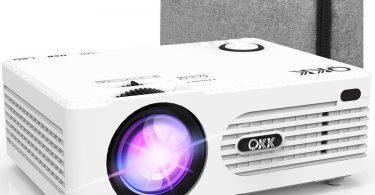 Videoprojecteur AK-80 QKK 1080P FHD