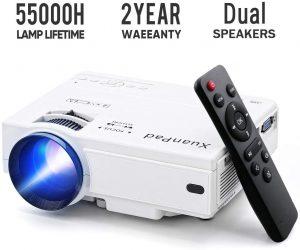 XuanPad Mini vidéoprojecteur Portable