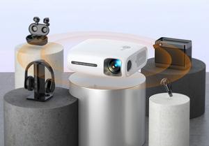 Avis et test sur le vidéoprojecteur Yaber Pro V7 9000L 5G