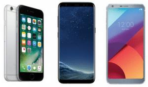 Comparatif meilleur smartphone