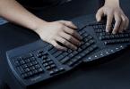 Comparatif meilleur clavier ergonomique