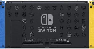 Test de la nintendo switch édition spéciale fortnite