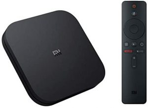 box multimédia 4K Xiaomi Mi Box S
