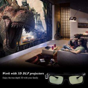 lunettes 3D Docooler GL1800